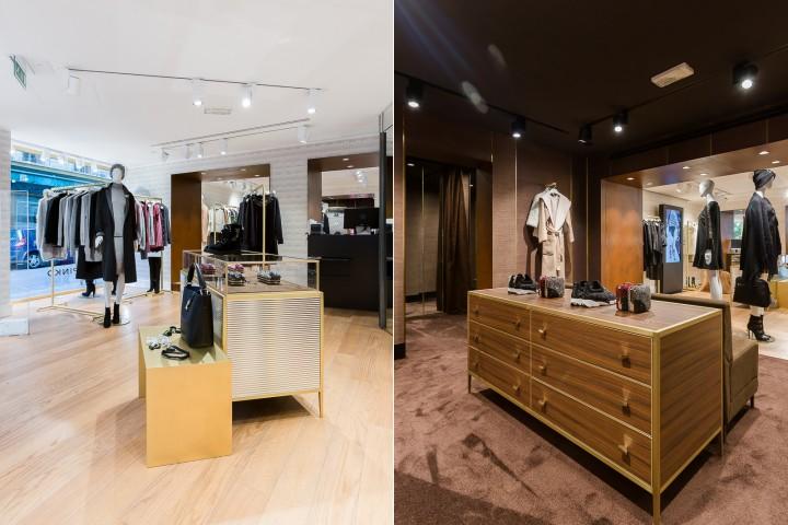 f118e73f6e8 Pinko Shop, Paris | Luciano Abbaterusso