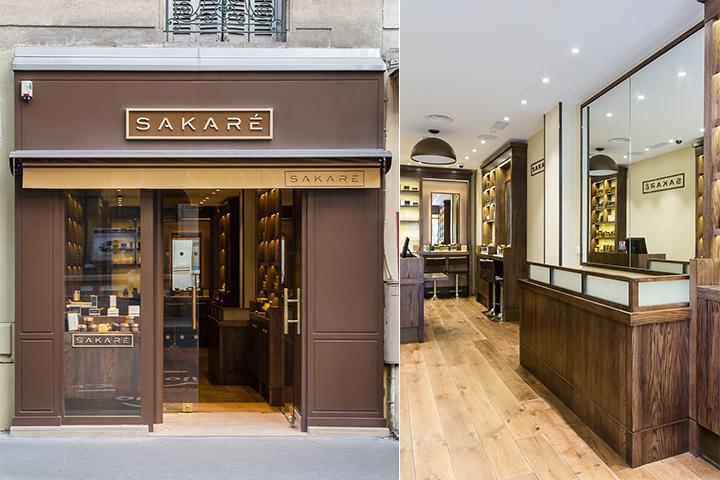 Sakare shop, Saint-Germain, Paris | Luciano Abbaterusso